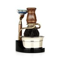 [오메가브러쉬] shaving brush SET M6138.12