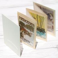 [Nakabayashi] 성장과정을 한눈에 보는 1단 포켓앨범..나카바야시 병풍식 1년 성장앨범 HF374