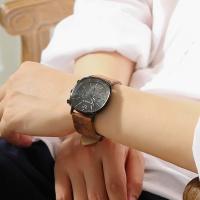 [쥴리어스 옴므 공식] JAH-098 남성시계 가죽시계