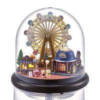 [adico]DIY 미니어처 하우스 - 놀이동산