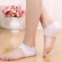 이쁘고 건강한 발을 위한 실리콘 발뒤꿈치 패드