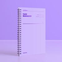 [컬러칩] 태스크 매니저 100DAYS - 바이올렛 모트모트