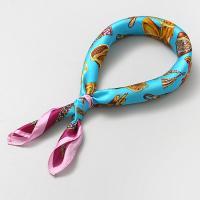 Silk Classic Square Petit Scarf
