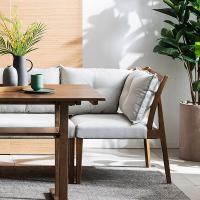 [푹쉼] 우리 클리너블 코너형 의자