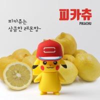 실리콘 피규어 방향제- 피카츄 레몬향