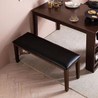 [채우리] 그라티아 원목 식탁 벤치 의자