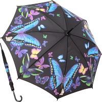문라이트 버터플라이 - 원목자동장우산