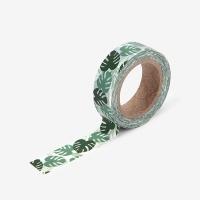 Masking tape single - 102 MONSTERA