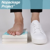 [Nopackage Project] 남자 남성 7cm 키높이 스니커즈