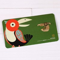 정글탐험 - 수다쟁이 앵무새
