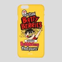 [어프어프] 하드케이스 Batty berries-yellow