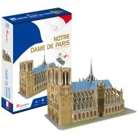 [3D퍼즐마을][C242h] 노트르담 드 파리 (Notre Dame de Paris)