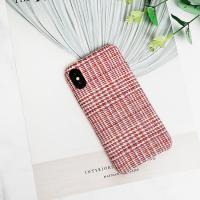 체크 엘비스케이스(아이폰7플러스/8플러스)