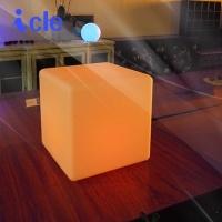 방수기능 인테리어 충전식 LED무드등 ICLE-MC40