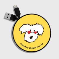 DogHeart character-yellow(스마트릴)