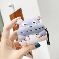 에어팟프로 3세대 생쥐 실리콘케이스_그레이PRO/450