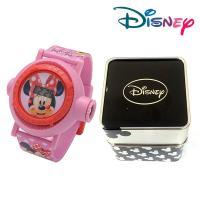 [Disney] 디즈니 미니 아동 전자 손목시계 (MN1178)