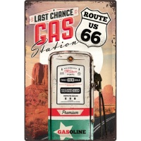 [24002] Route 66 Gas Station