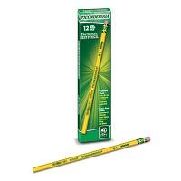 딕슨 티콘데로가#2 소프트 연필(HB) 12자루 [TICONDEROGA #2]