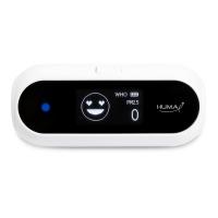 [휴마아이] 휴대용 미세먼지 측정기 HI-100A