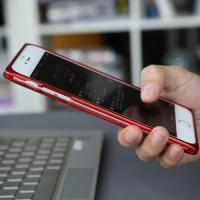 에보 메탈 범퍼 아이폰6S 케이스