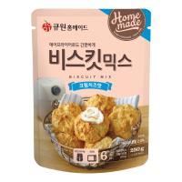 큐원 비스킷 믹스 크림치즈맛 (오븐/에어후라이기)