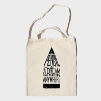 TOTE BAG A02 - PENCIL