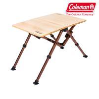 콜맨(Coleman) 정품 컴포트마스터 뱀부 테이블 S65[2000027414]