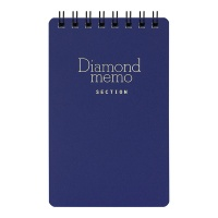 다이아몬드 메모 Original - BLUE