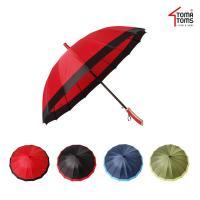 [토마톰스]초발수 자동 장우산