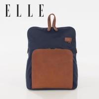 엘르 STRASSE 스트라쎄 백팩 가방 ED64121 네이비