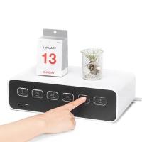 [박스탭] 전선정리 멀티탭 USB형 AB520K 1+1