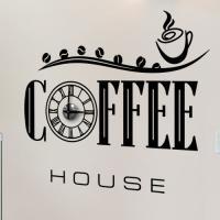 cc150-맛있는 커피하우스_그래픽시계(중형)