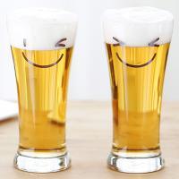 필스너 스마일 맥주잔 2p(선물용)