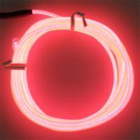 EL 와이어 2M + 인버터 (네온오렌지)