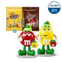 엠앤엠즈 엘프 디스펜서 + 엠앤엠즈 초콜릿 150.3g