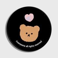 Dot love and bear-black(스마트톡)