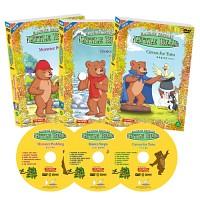 [영어 DVD]NEW LITTLE BEAR 뉴 리틀베어 2집 세트 (3종 세트)