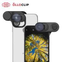 [올로클립] 애플 아이폰 포토그래피 광각 어안 접사 셀카 렌즈