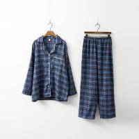 Gimo Twin Check Pajamas Set - 커플룩