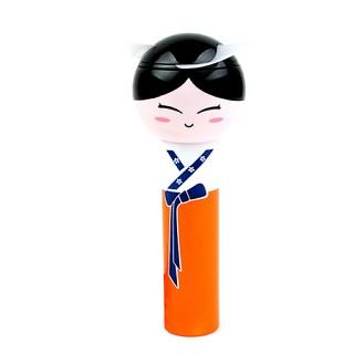 아시아 피플 선풍기 - KOREA 오렌지걸