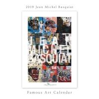 [2019 명화 캘린더] Jean Michel Basquiat 장 미셸 바스키아