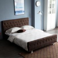 [보루네오 하우스] 아르메 비트윈 패브릭 침대 Q_밸런스 독립라텍스매트
