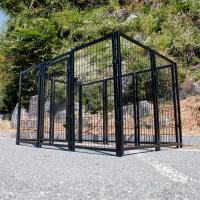 스트롱독 대형견 울타리 철장 (높이122cm)/SD-009M