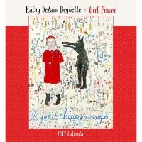 2019 캘린더 Kathy Beynette: Girl Power