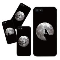 DPARKS SILOUETTE MOON(4STYLE) 아이폰5S BLACK CASE