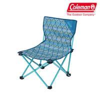 콜맨(Coleman) 정품 핀 체어 싱글 (블루)[2000022004]