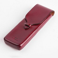 IL BUSSETTO  PEN POUCH / TIBETAN RED(펜파우치)