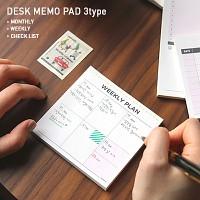 DESK MEMO PAD 메모패드