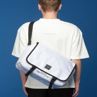 Old School Messenger (WHITE)
